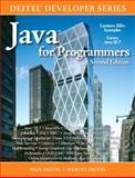 Java for Programmers, Deitel, Paul J. and Deitel, Harvey M., 0132821540