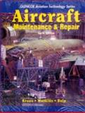 Aircraft Maintenance and Repair with Study Guide, Kroes, Michael J. and Delp, Frank, 0077231546