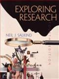 Exploring Research, Salkind, Neil J., 0130831549