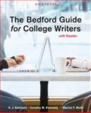 Bedford Guide for College Writers with Reader, Kennedy, X. J. and Kennedy, Dorothy M., 0312601549