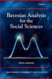 Bayesian Analysis for the Social Sciences, Jackman, Simon, 0470011548