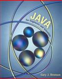 Java for Engineers and Scientists, Bronson, Gary J., 0534391540
