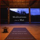Meditations from the Mat 1st Edition