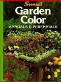 Garden Color, Sunset Publishing Staff, 0376031549