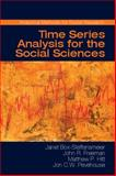 Time Series Analysis for the Social Sciences, Box-Steffensmeier, Janet and Freeman, John R., 0521691559