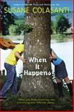 When It Happens, Susane Colasanti, 0142411558