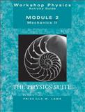 Workshop Physics Activity Guide, Mechanics II, Laws, Priscilla W., 0471641553