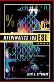 Mathematics for ESL Learners, Janet C. Arrowood, 1578861551