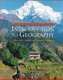 Introduction to Geography, Geti, Arthur and Getis, Judith, 0697361551