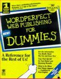 WordPerfect 8 Web Publishing for Dummies, David C. Kay, 0764501550
