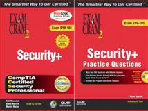 The Ultimate Security+ Certification Exam Cram 2 Study Kit (Exam SYO-101), Kirk Hausman and Diane Barrett, 078973155X