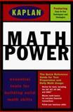 Kaplan Math Power, Kaplan Educational Center Staff, 068484155X