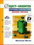 Object-Oriented Software Construction, Meyer, Bertrand, 0136291554