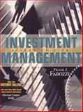Investment Management, Fabozzi, Frank J., 0138891559