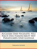 Aucassin und Nicolete, Hermann Suchier, 114883155X