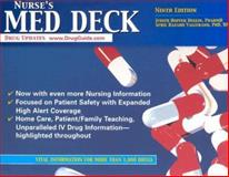 Nurse's Med Deck, Deglin, Judith Hopfer and Vallerand, April Hazard, 0803611552