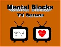 Mental Blocks - TV Reruns, Varma, Michael, 0971781559