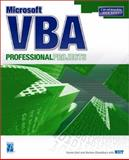 VBA Professional Projects, Chaudhary, Rachna and Goel, Taruna, 1931841551