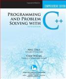 Programming and Problem Solving with C++, Dale, Nell and Weems, Chip, 0763771562