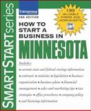 How to Start a Business in Minnesota, Entrepreneur Press Staff, 1599181568