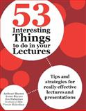 53 Interesting Things to Do in Your Lectures, Anthony Haynes and Karen Haynes, 1743311567