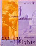 Women in Mathematics : Scaling the Heights, , 0883851563