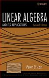 Linear Algebra and Its Applications 2nd Edition