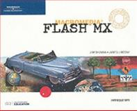 Macromedia Flash MX Introductory - Design Professional, Shuman, Jim and Lindsay, Jim, 0619111569