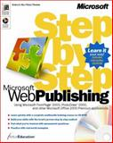 Microsoft Web Publishing : Learn It Your Way!, ActiveEducation Staff, 0735611564