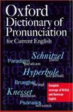 A Concise Dictionary of Pronunciation : For Current English, Clive Upton, William Kretzschmar, Rafal Konopka, 0198631561