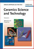 Ceramics Science and Technology Vol. 2 : Materials and Properties, , 3527311564