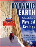 Wie the Dynamic Earth, Skinner, Brian J. and Park, Jeffrey, 0471451576