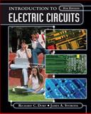 Introduction to Electric Circuits, Dorf, Richard C. and Svoboda, James A., 0470521570
