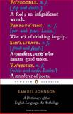 A Dictionary of the English Language, Samuel Johnson, 0141441577