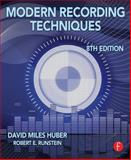 Modern Recording Techniques, David Miles Huber and Robert E. Runstein, 0240821572