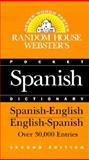Random House Webster's Pocket Spanish Dictionary, Random House, 0375701575