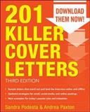 201 Killer Cover Letters, Podesta and Paxton, 0071831576