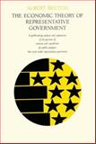 The Economic Theory of Representative Government, Breton, Albert, 0202361578
