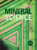Manual of Mineral Science, Klein, Cornelis and Dutrow, Barbara, 0471721573