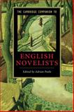 The Cambridge Companion to English Novelists, Poole, Adrian, 0521691575