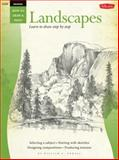 Drawing - Landscapes, William F. Powell, 1560101571