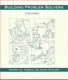 Building Problem Solvers, Kenneth D. Forbus and Johan De Kleer, 0262061570
