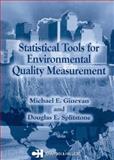 Statistical Tools for Environmental Quality Measurement, Ginevan, Michael E. and Splitstone, Douglas E., 1584881577
