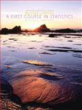A First Course in Statistics, Sincich, Terry and McClave, Jim, 0130141577
