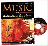 Music As A Multicultural Experience W/Cd, Davis, Shelley, 0757531571