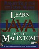 Learn Java on the Macintosh, Boone, Barry and Mark, Dave, 0201191571