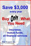 Save $3,000 Every Year, Dan Keppel, 1500681571