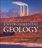 Combo: Environmental Geology with CONNECT Plus 1-Semester Access Card, Reichard, James, 0077711580