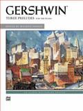 Gershwin -- Three Preludes, George Gershwin, 0739041584