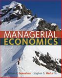 Managerial Economics, Samuelson, William F. and Marks, Stephen G., 1118041585
